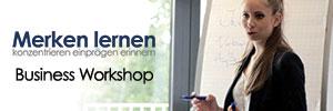 Merken lernen Business Workshop